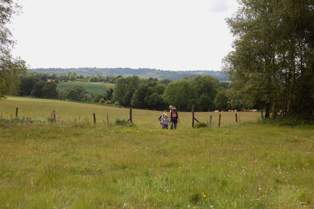Biodynamic farming at Plaw Hatch Farm