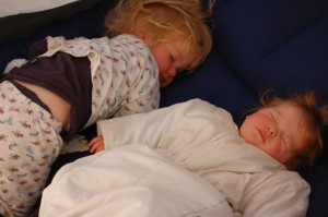 sleeping bag and air bed for babies and thermals