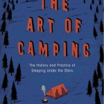 The cover of The Art of Camping by Matthew De Abaitua