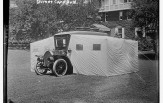 Coleman Du Pont&#039;s camping auto car