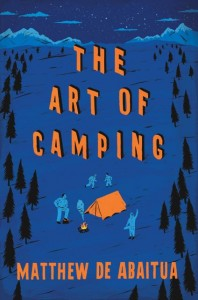 The Art of Camping paperback cover
